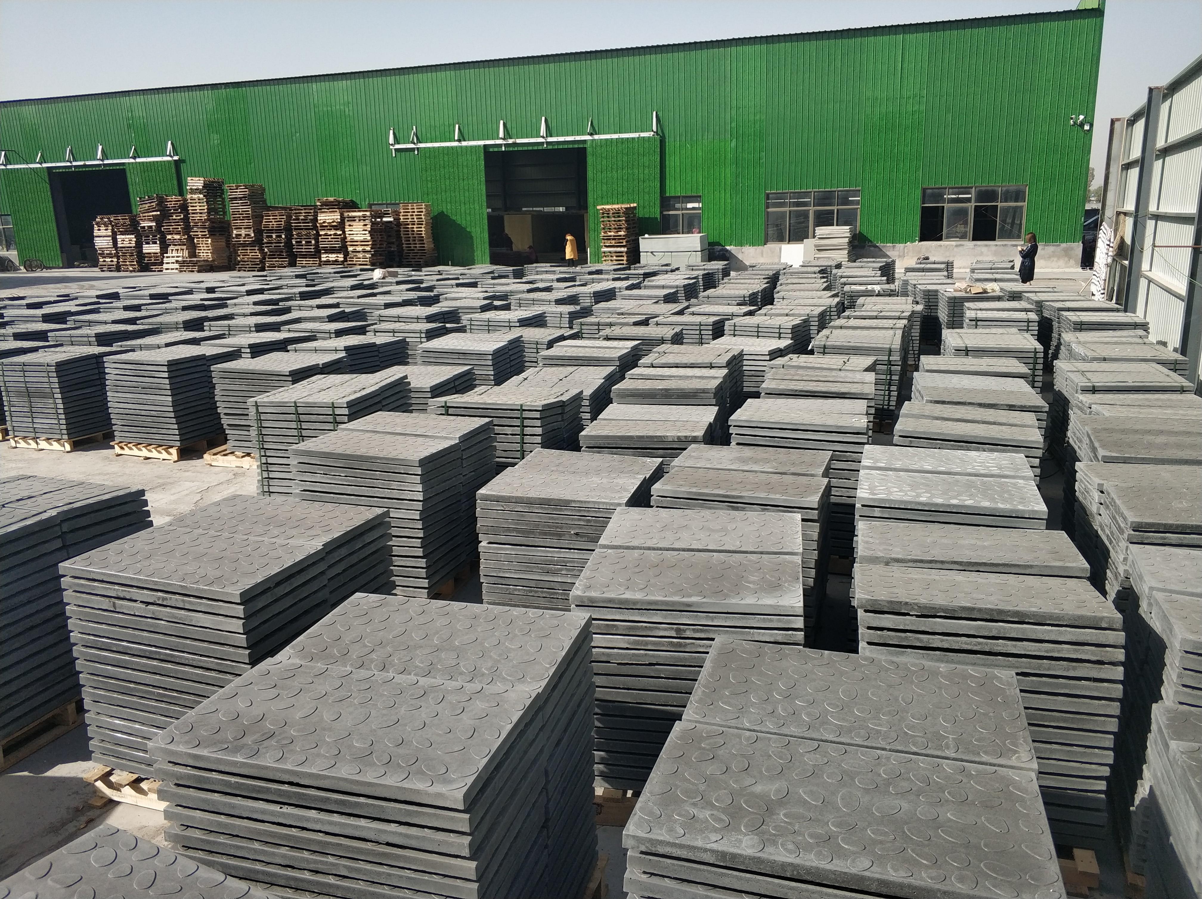 RPC盖板电缆沟盖板的质量要求