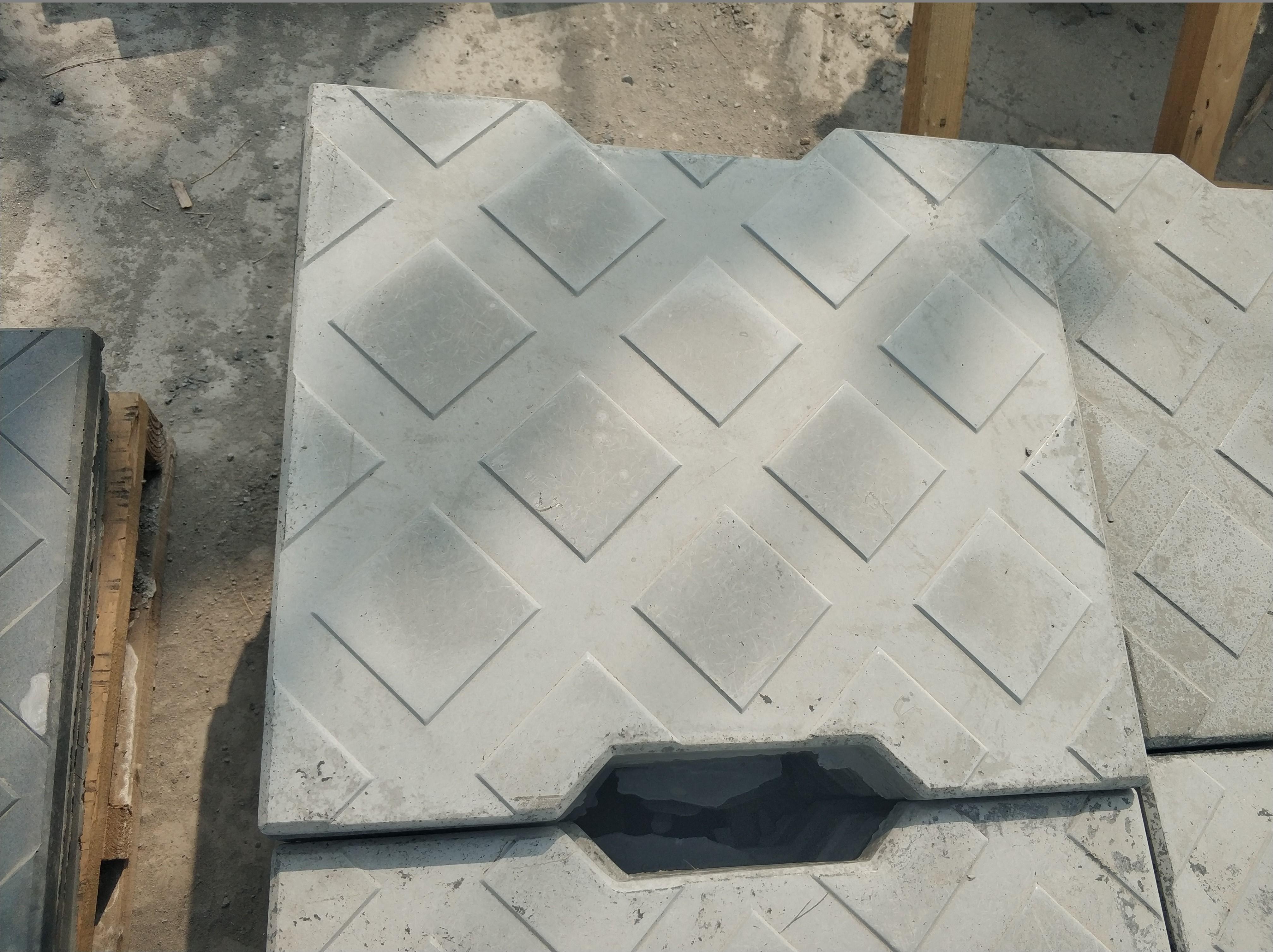 水沟盖板的积水处理问题